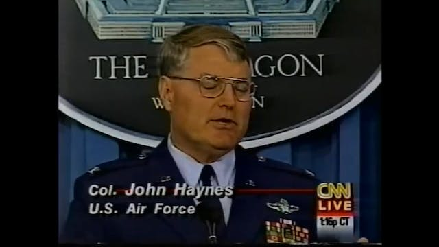 Air Force talks UFOs & confirms area ...