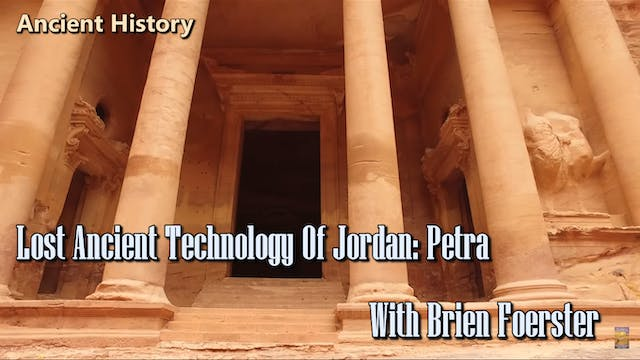Lost Ancient Technology Of Jordan  - ...