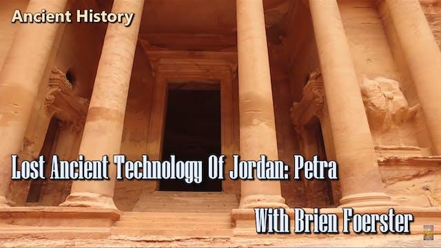 Lost Ancient Technology Of Jordan  - ...