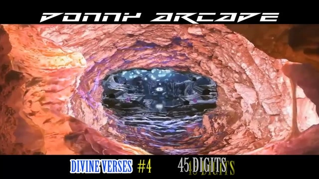 Divine Verses #4 - 45 Digits by Donny Arcade