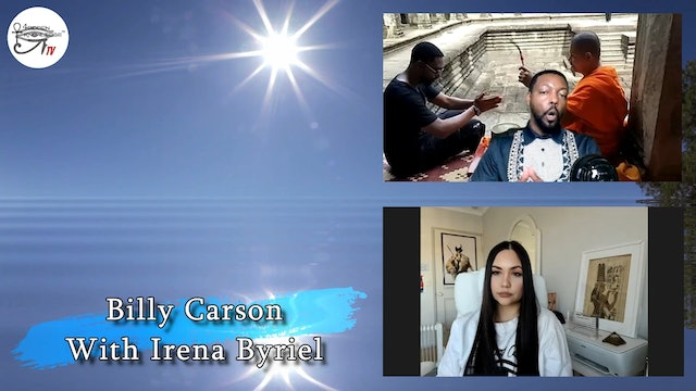 Spiritual Healing And Awareness - by Billy Carson and Irena Diva
