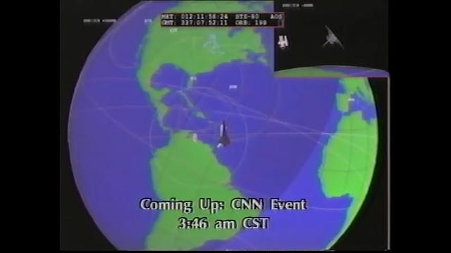 "NASA cameras ""set up"" for giant UFO"