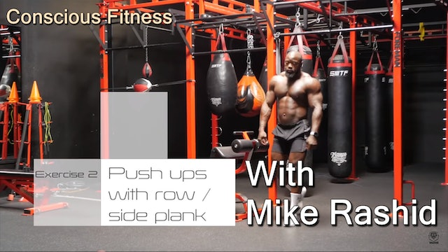 Stay In Shape at Home - 7 Effective Exercises With Mike Rashid