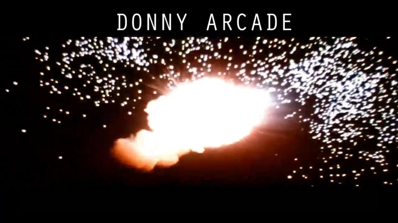 Divine Verses - Donny Arcade