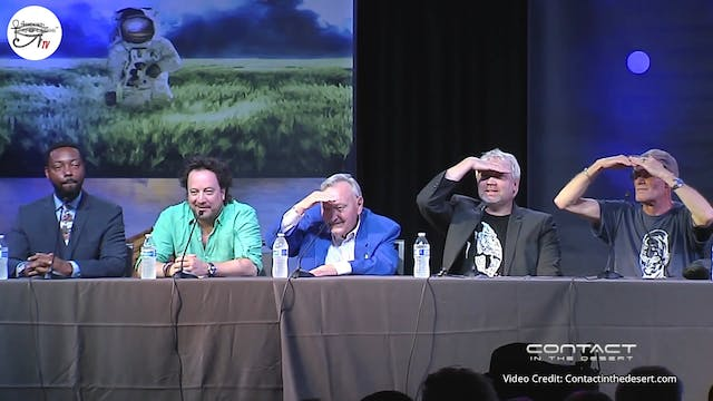 George Noory Panel - Ancient Aliens T...