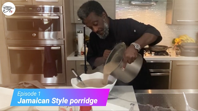 Plant Based Cooking With Chef Abdul - Ep 1