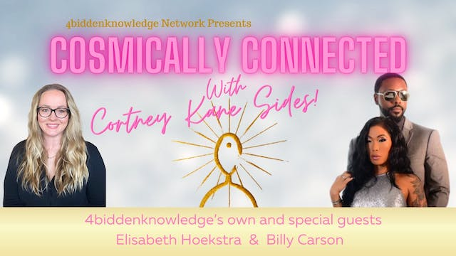 Cosmically Connected - Cortney Kane S...