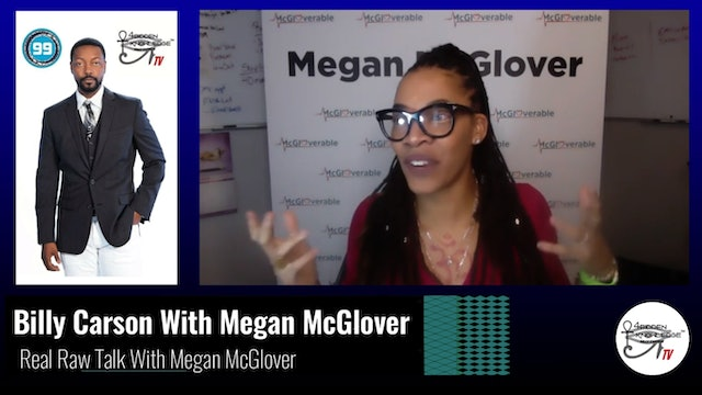 Real Raw Talk With Megan McGlover