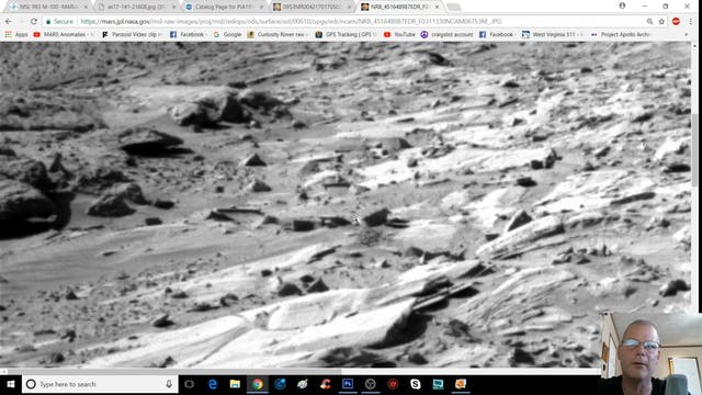 Another Vehicle Found On Mars!