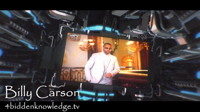 Forbidden Knowledge News Con 2020 - Billy Carson
