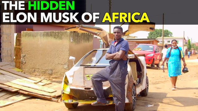 The Hidden Elon Musk Of Africa