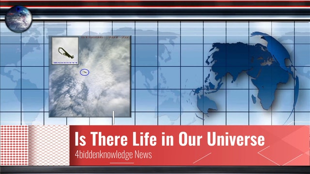 """SpaceLink Tv News - UFO's Filmed In Space & """"The Dome"""" On Mars"""
