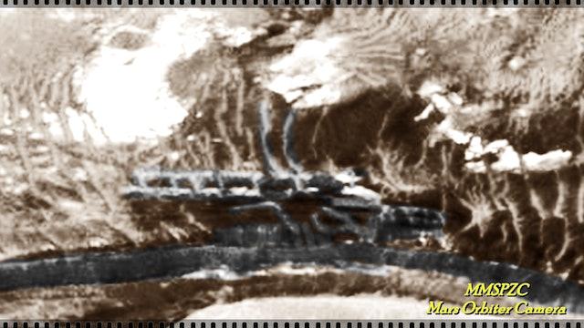 Construction Seen From Mars Orbiter Camera M1800558 !