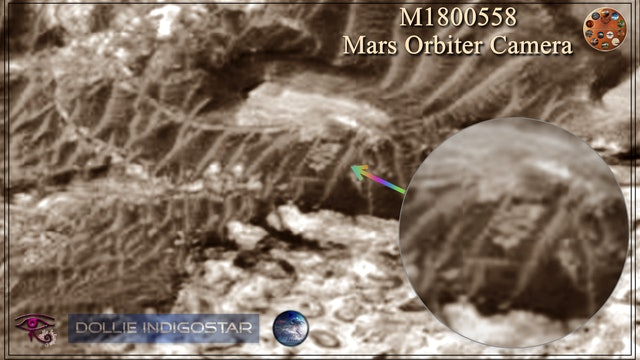 """Factory Sized"" Construction on Mars ? M1800558"
