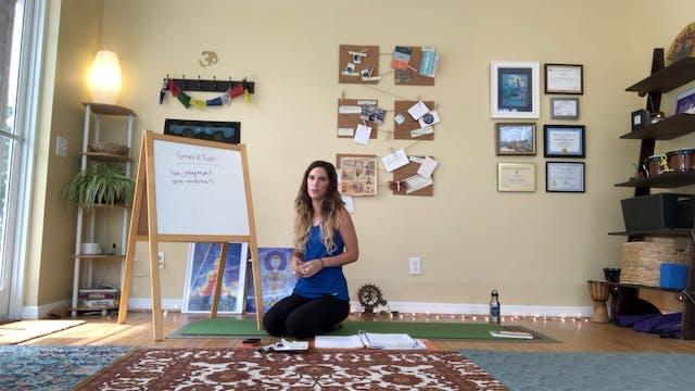 Trauma Conscious Yoga Training Course