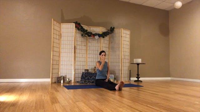 10. Trauma Conscious Intensive: Yoga Practice 60 minutes