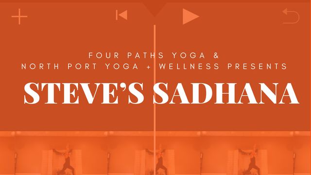 Steve's Sadhana for Spinal Stenosis
