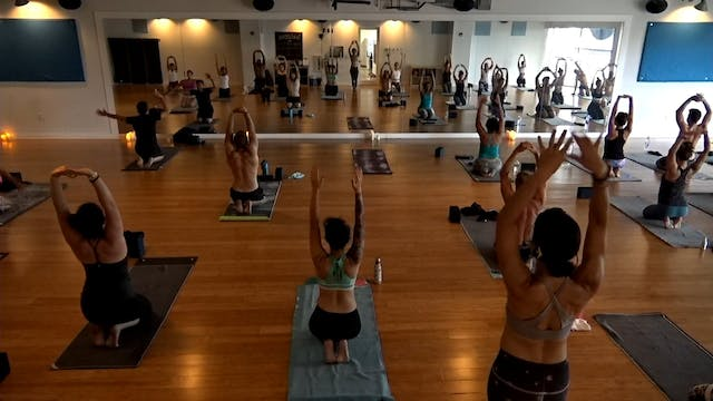Fusion Flow with Carisa Reyes