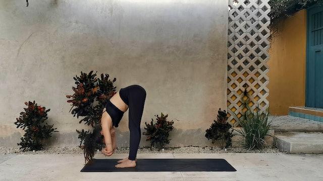 20 min Yin Yoga (Español)