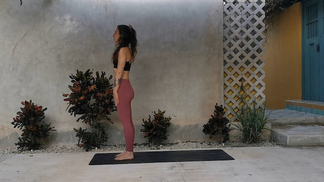 15 Minutes Gentle Morning Flow (In Spanish)