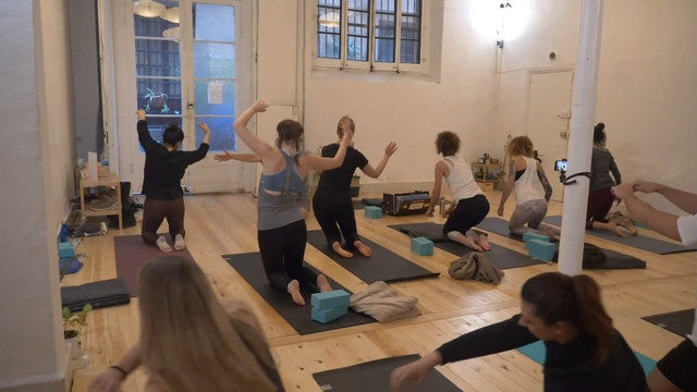 Prem Bodhi Yoga Class