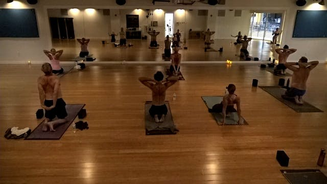 Fusion Flow with Brian Leiseca Evening