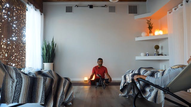 MYnD Break Meditation with Abhishek D...