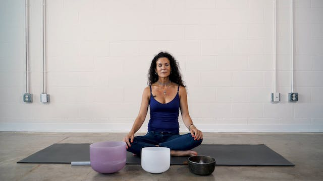 15 Minute Meditation with Loni
