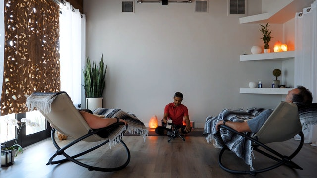 MYnd Break Meditation with Abhishek Duggal