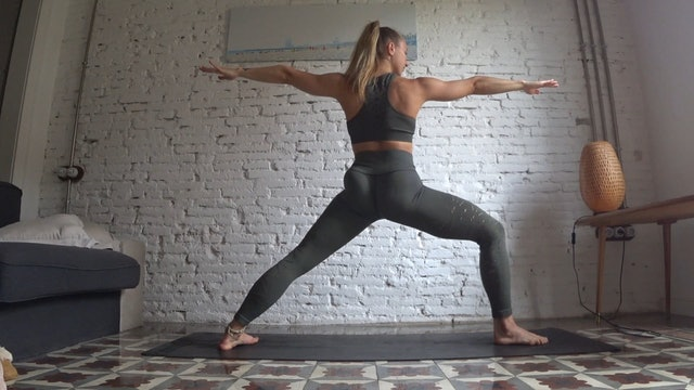 20 Minute Power Vinyasa