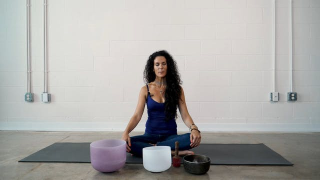 10 Minute Meditation with Loni