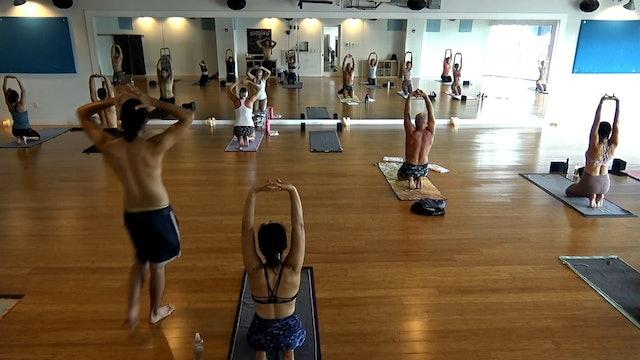 Fusion Yoga with Bryant Caprirolo III