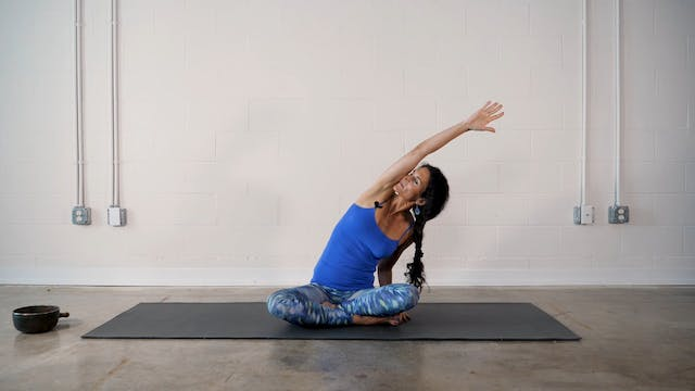 30 Minute Gentle Yoga with Loni
