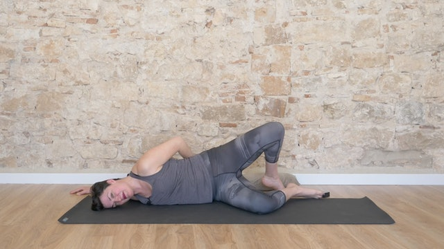 30 Minute Yin Yoga if you sit at a desk all day