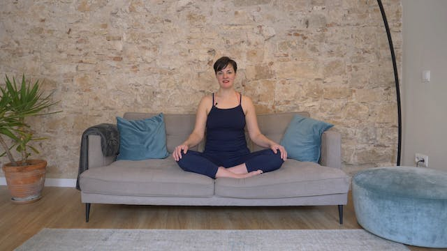 10 Minute Meditation with Betsy
