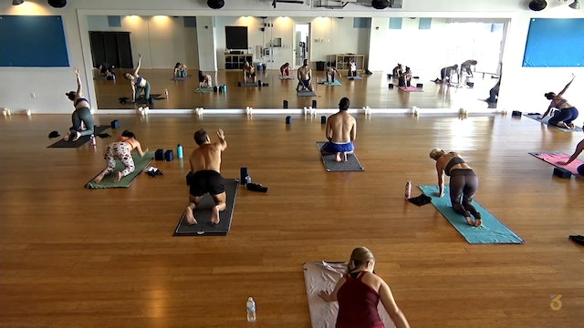 Fusion Flow with Brian Leiseca,Yoga Joint