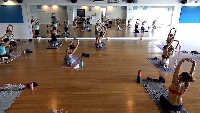 Fusion Yoga with Bryant Caprirolo II