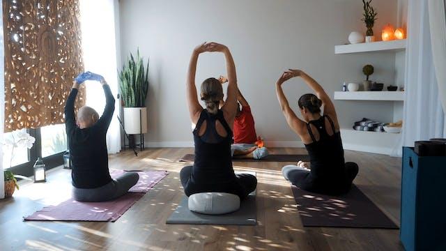 Gentle Yoga Flow & Sound Healing