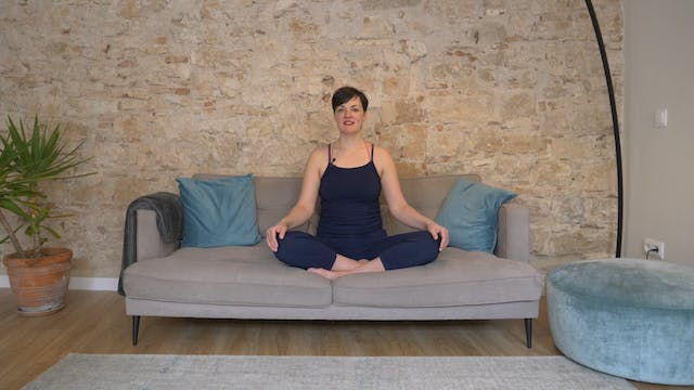 12 Minutes of Bliss, Meditate with Betsy