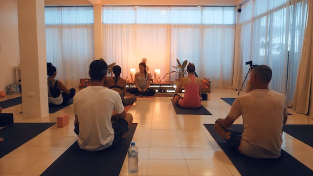Vinyasa Flow with Adreana