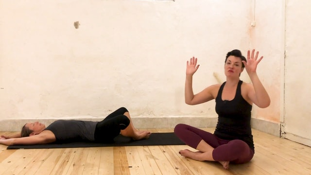 Power and Strength Series - Quick Restorative Session