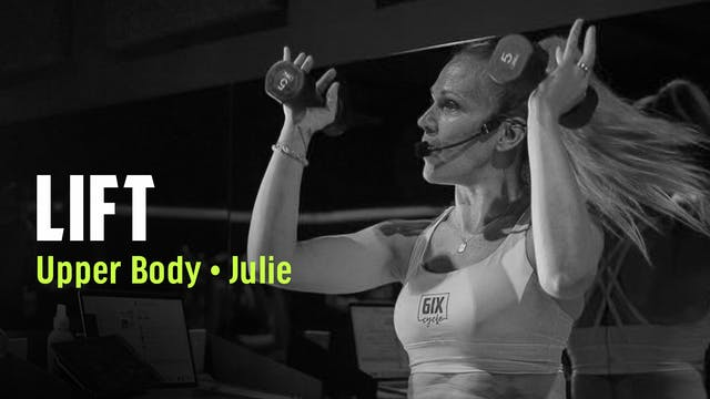 JULIE 02 | UPPER BODY