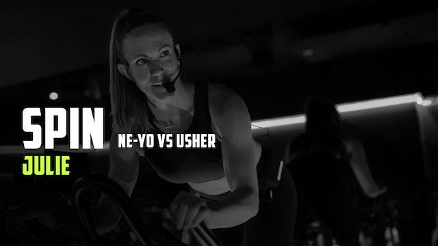 JULIE 47 | NE-YO vs USHER
