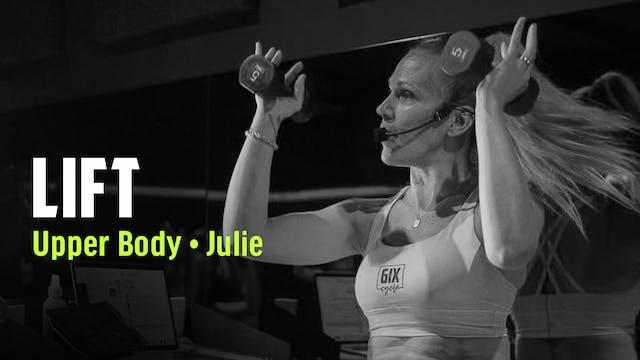 JULIE 12 | UPPER BODY