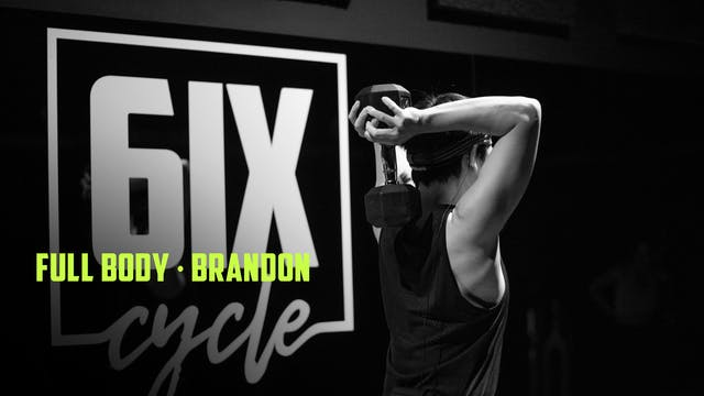 BRANDON 04 | FULL BODY - QUICKIE