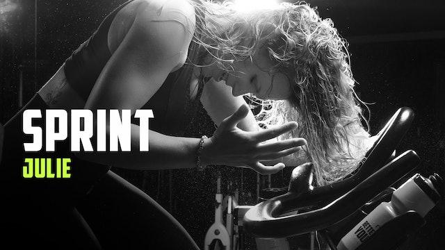 JULIE 44 | SPRINT (20 min)