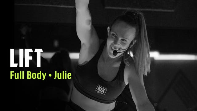 JULIE 05 | FULL BODY