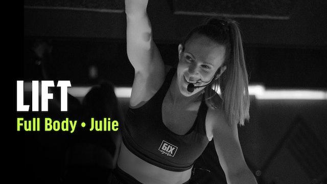JULIE 10 | FULL BODY