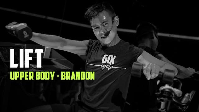 BRANDON 05 | UPPER BODY - QUICKIE