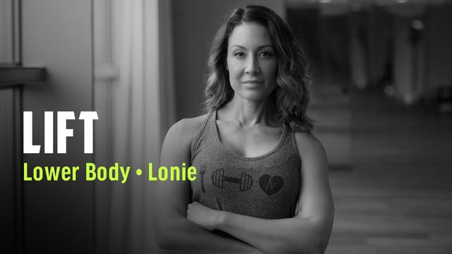 LONIE 02 | LOWER BODY